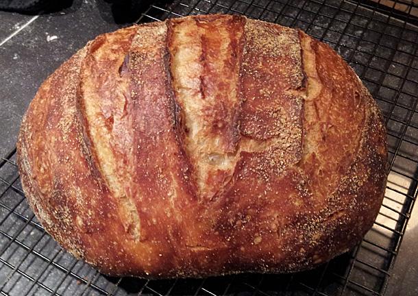 How to Bake - Easy Sourdough Bread
