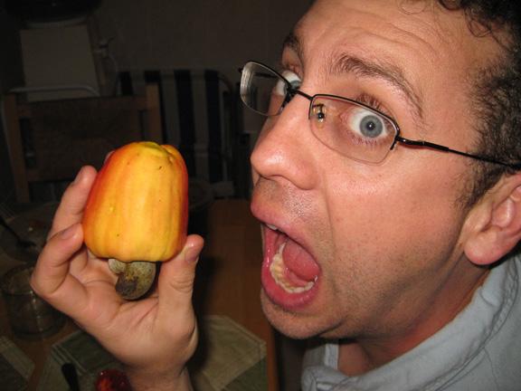 Cashew Apple or Cashew Pear