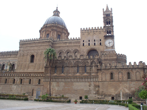 Cattedrale, Palermo