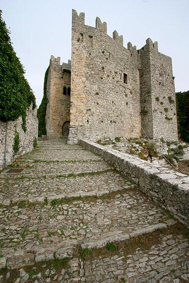 Norman Castle, Erice, Sicily