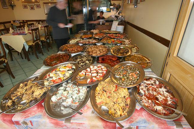 Sicilian Buffet