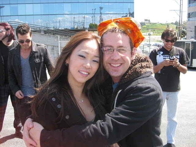 Ben Starr and Esther Kang from MasterChef season 2