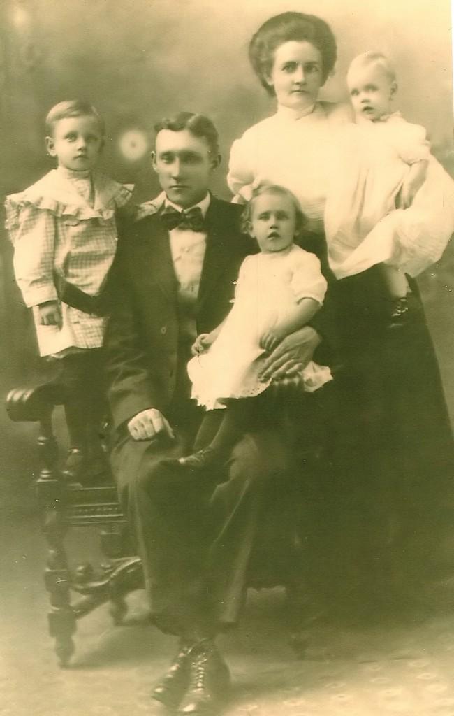 My paternal great grandparents