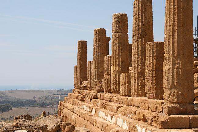 Valle de Templi, Sicily