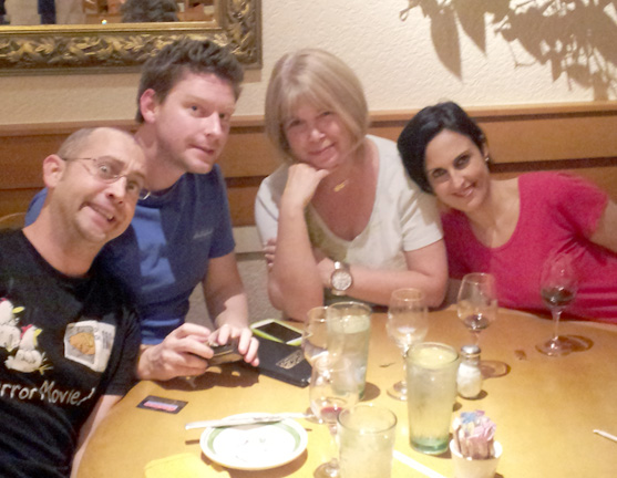 Field trip the olive garden have you ben starr struck for Come on down to the olive garden